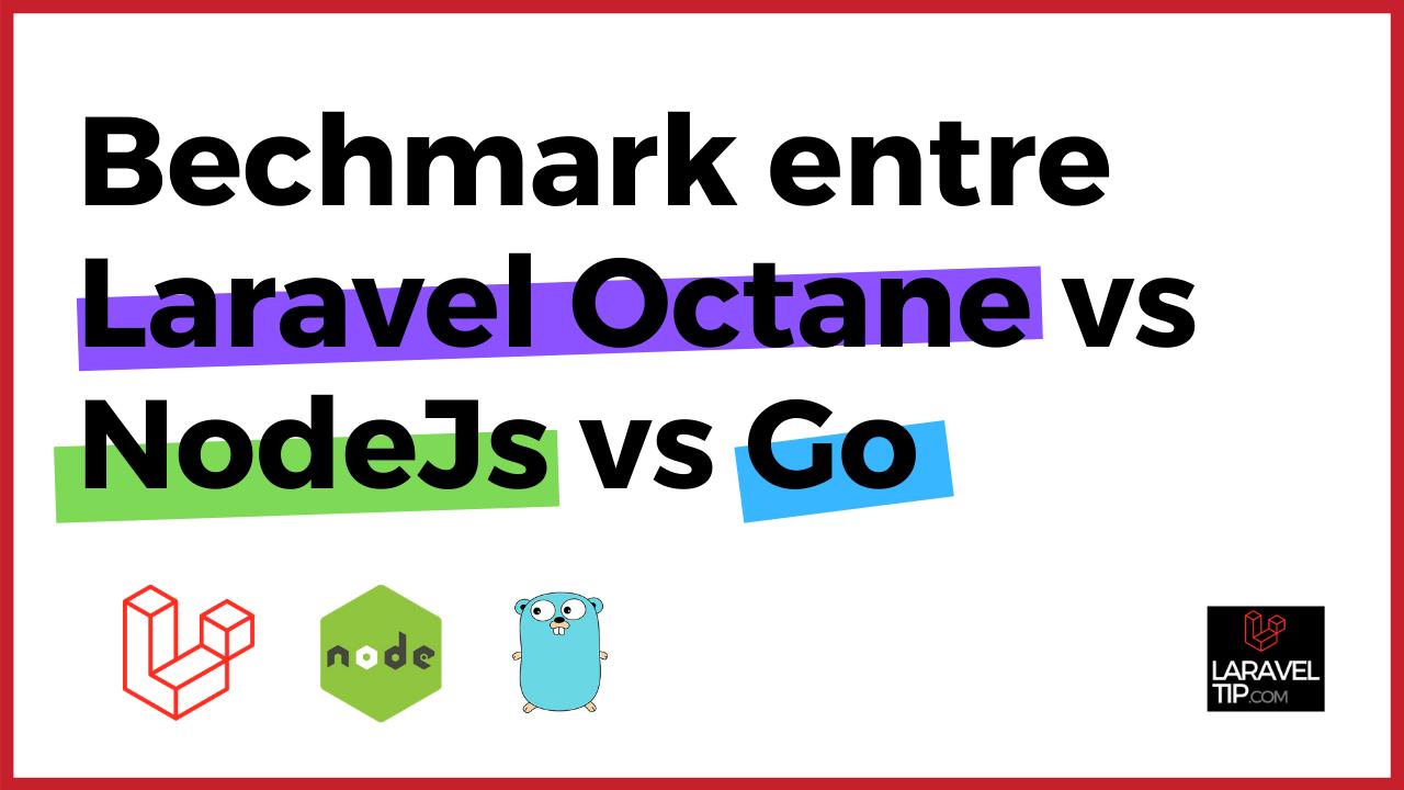 Instalando Laravel Octane y lo comparamos con NodeJs y Go